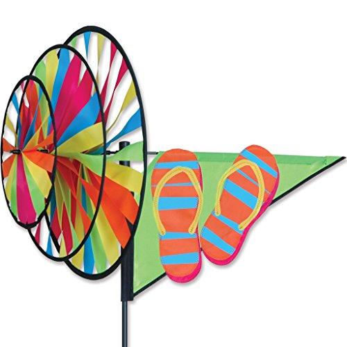 Premier Kites Triple Spinner - Flip Flops ()