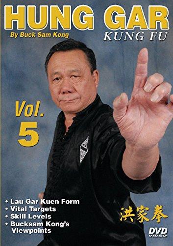 Hung Gar Kung Fu #5 vital targets, Lau Gar Kuen form ++ DVD