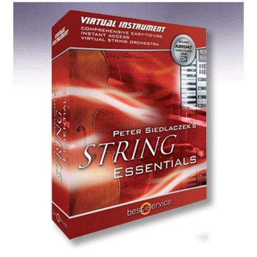 Best Service Peter Siedlaczek's String Essentials Virtual (Strings Virtual Instrument)