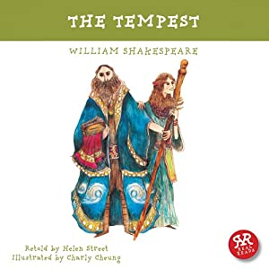 The Tempest: Shakespeare's Plays as Accessible Drama for Younger Listeners Audiobook