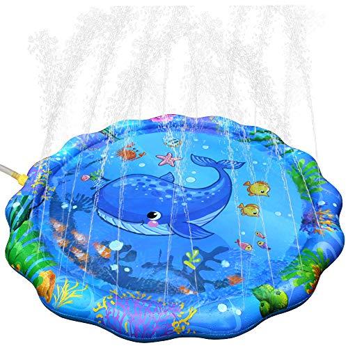 (INSOON Splash Play Mat Sprinkle Pad 59
