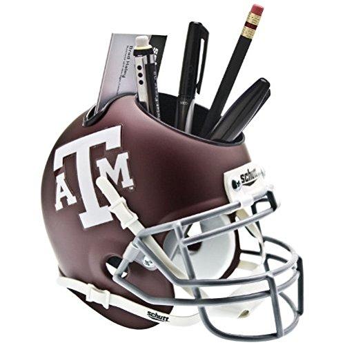 Helmet Desk Caddy (NCAA Texas A&M Aggies Mini Helmet Desk Caddy)