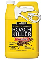 HARRIS Odorless and Non-Staining Extended Residual Kill Formula Liquid Spray