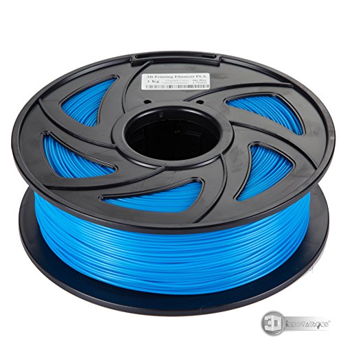 3DInnovations 3D Printer Filament (1 Kg, PLA, Sky Blue,1.75 mm Dia.)