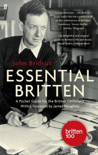 essential britten bridcut john
