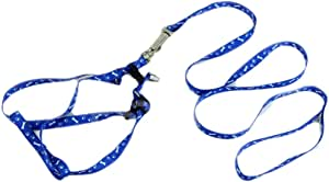 ribbon to tame and control and leadership of the pet blue color Item No 970 - 5