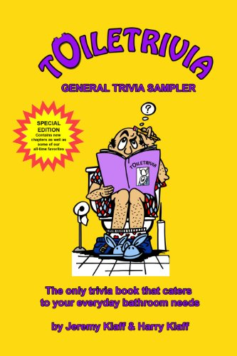 Toiletrivia - General Trivia Sampler (History Trivia, Movie Trivia, Sports  Trivia, Geography Trivia, and More): The Only Trivia Book That Caters To