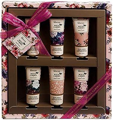 IDC Institute Royal Garden Pack 6 Cremas de Manos: Amazon.es: Belleza