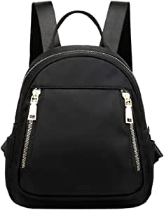 Mini Backpack, Casual Lightweight Packback Daypack for Girls Travel Outdoor Student Multi-purpose Wild Bag