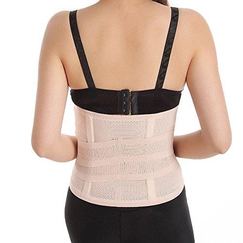Postpartum Supporto E Pancia Cintura Beige Per Elastico Traspirante Recoery stile A Le Bozevon Donne Maternità pwEXqx