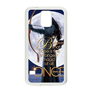 Samsung Galaxy S5 Phone Case Once Upon A Time Case Cover PP8X311573