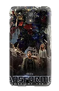 Flexible Tpu Back Case Cover For Galaxy Note 3 - Transformers