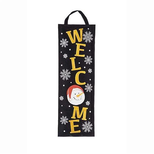 Kit de estaca Evergreen Statement, 24 Pulgadas – Bienvenida de ...