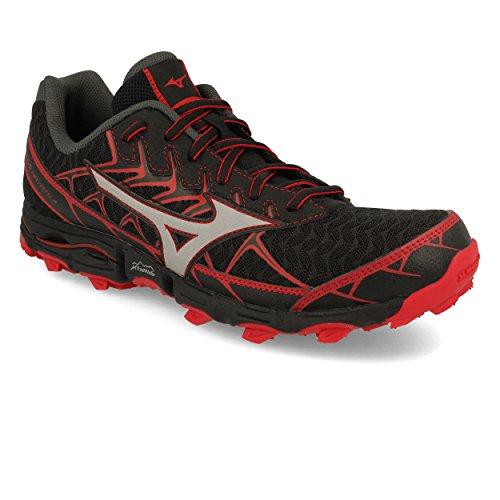 Hayate Black Mizuno De Running Chaussures 4 Wave Homme ZwwqFp5
