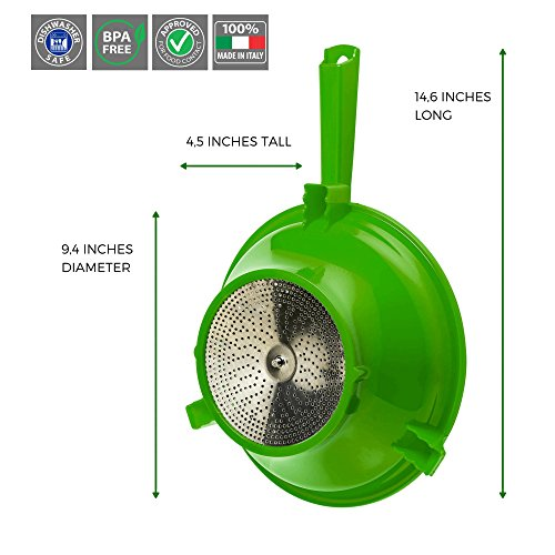 Alisa Home Foley Food Mill Grinder Best Manual Mill For