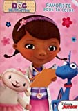 Best Disney Press Books For 4 Year Old Boys - Disney Junior Doc McStuffins Coloring Book: 32 Pages!!! Review