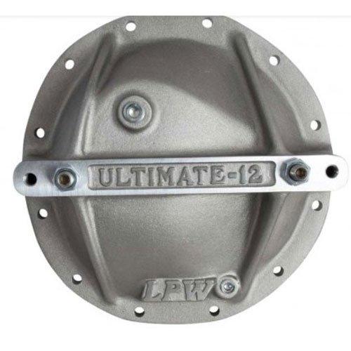 - Strange Engineering R5207 12 Bolt Aluminum Ultra Support Cover
