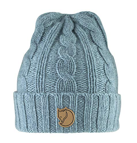 Fjallraven - Braided Knit Hat, Frost Green