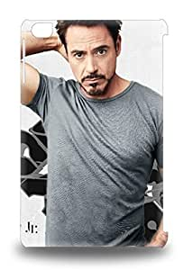 For HTC One M8 Phone Case Cover PC Robert Downey Jr American Male Marvel S The Avengers For HTC One M8 Phone Case Cover Protective 3D PC Case ( Custom Picture For HTC One M8 Phone Case Cover ) Kimberly Kurzendoerfer
