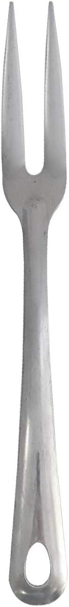 Garfo Trinchante De Assados Carne Churrasco De Aço Inox