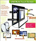 """26"""" (16:9) Overlay Touch Screen, Convert Any Monitor to a Touch Screen Monitor"""