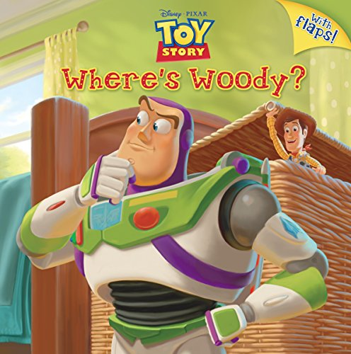 Book cover from Wheres Woody? (Disney/Pixar Toy Story) (Pictureback(R)) by Kristen L. Depken