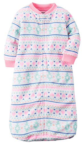 Carters Baby Girls Floral Gown