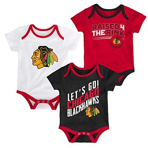 NHL Chicago Blackhawks Newborn & Infant