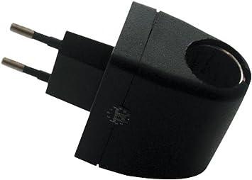 Universel - Adaptador de enchufe de 220/12 V para coche: Amazon ...