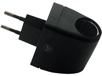 Universel - Adaptador de enchufe de 220/12 V para coche