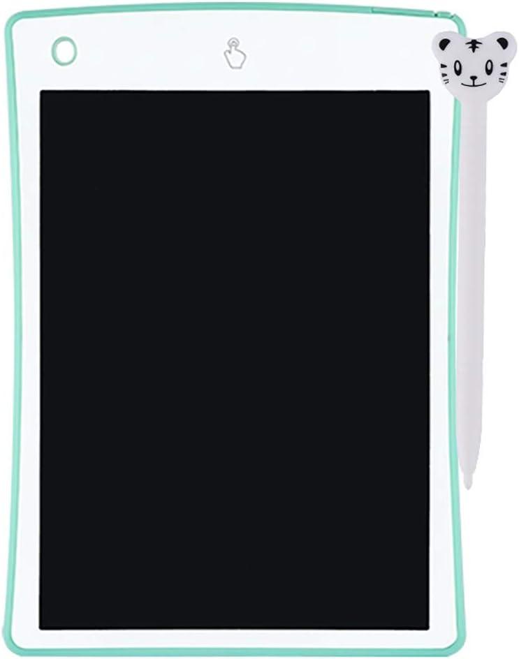 xue binghualoll - Tableta gráfica LCD para Escribir, de 8,5 Pulgadas de Longitud, Tabla LCD de Dibujo con Estilo, Tableta de Escritura Robot, Escritura más Clara, no Reflectante, para Profesores: Amazon.es: Hogar