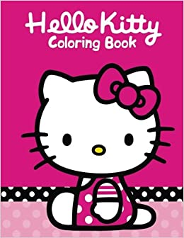 Buy Hello Kitty Coloring Book Coloring Book For Kids And