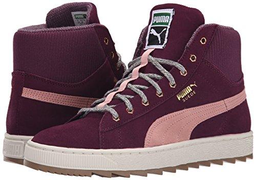 Suede Classic coral Pink Italian Sneaker Puma Fashion Plum Cloud wSqvxca5d