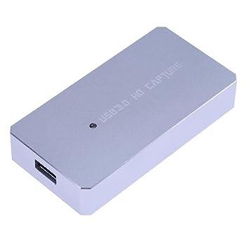 Asiright - Adaptador de tarjeta de captura HDMI a USB 3.0 ...