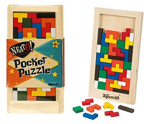 (Toysmith Pocket Puzzle)