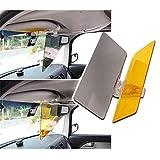 Mirror Car Sun Visor Windshield Cover Mirror Dazzling Anti-Glare Goggle Day and Night Vision Driving