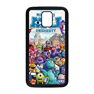 SamSung Galaxy S5 cell phone cases Black Monsters University fashion phone cases TRD4560100