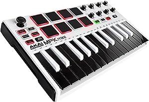 Akai Professional MPK Mini MKII 25-Key USB MIDI Controller