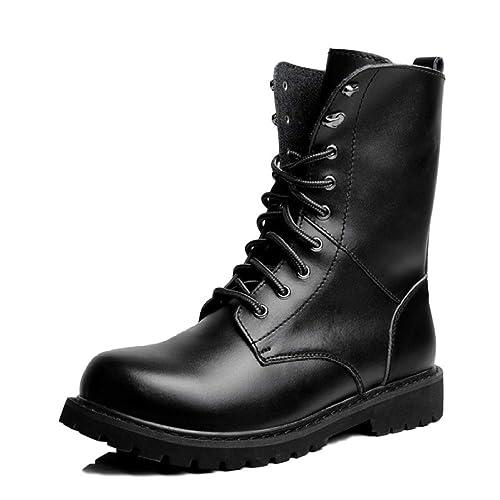 Botas De Seguridad Dewalt para Hombre Livianas Impermeables Zapatillas De Deporte Otoño E Invierno Botas Altas