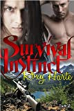 Front cover for the book Survival Instinct by Roxy Harte