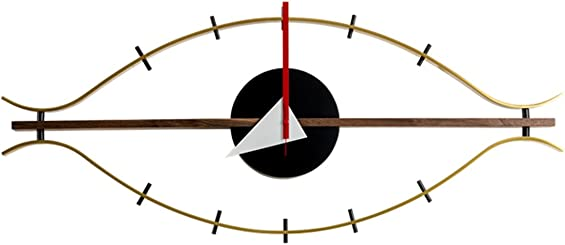 Emorden Furniture Nelson Eye Clock