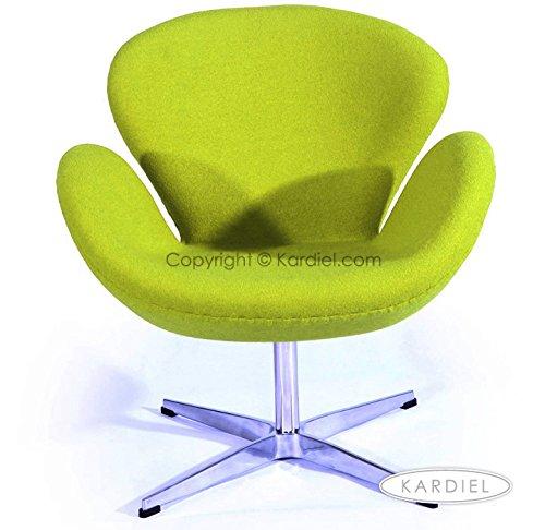 Kardiel Trumpeter Chair, Pear Cashmere Wool 51YZnxPf 2BsL