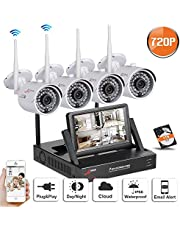 Home Wireless Security Camera System