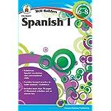 Spanish I, Grades 6 - 8 (Skill Builders)