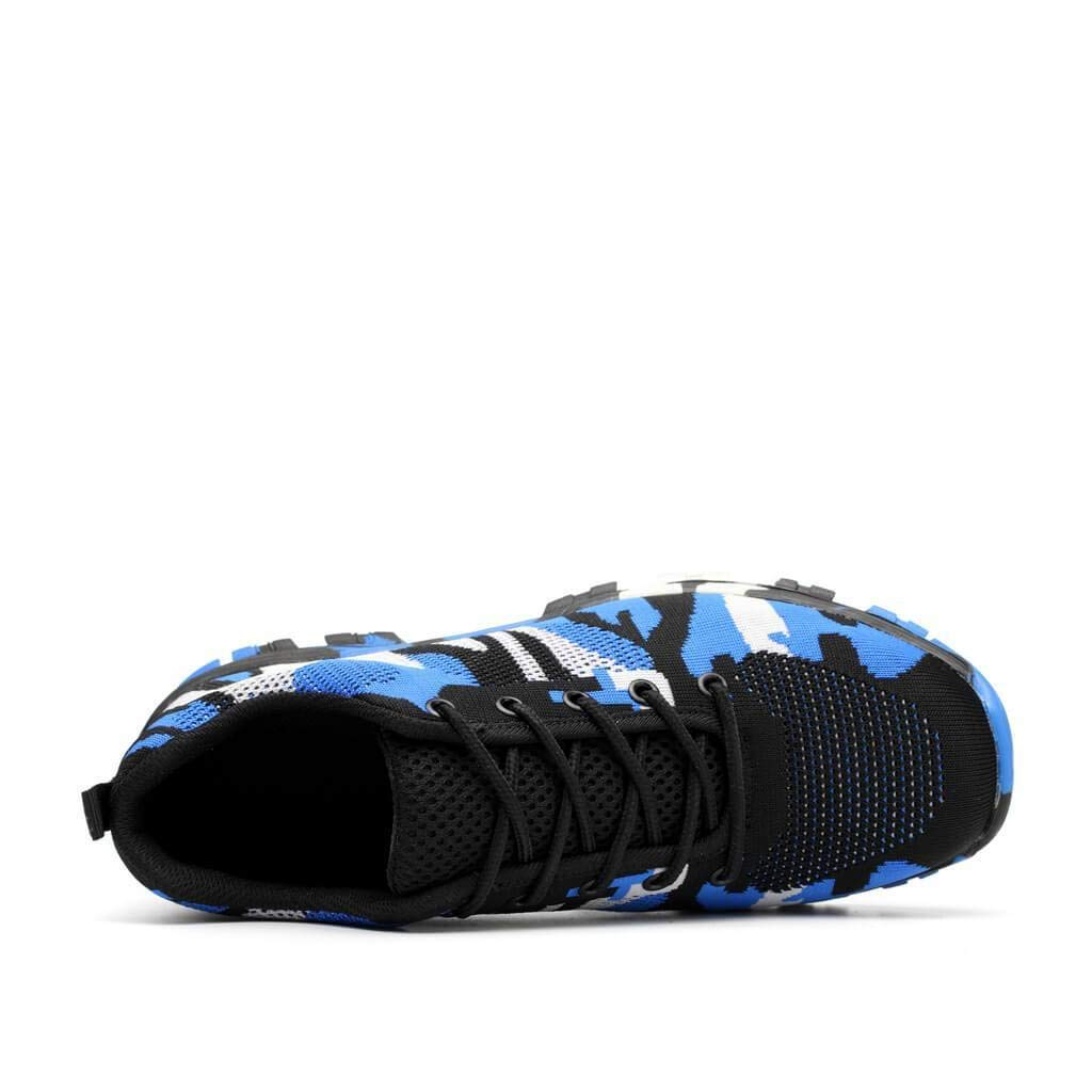 Indestructible Shoes Camouflage Blue