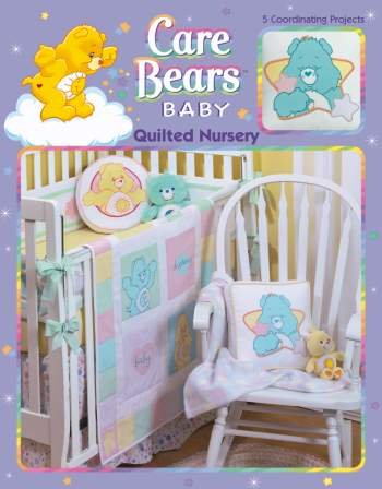Care Bears Baby Quilted Nursery Leisure Arts 3636 Frances