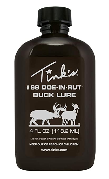Amazon Com Tink S 69 Doe In Rut Buck Lure 4 Ounce Sports Outdoors