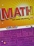Glencoe Math Course 3, Student Edition, Volume 2 1st Edition
