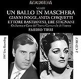 Verdi: Un ballo in Maschera by Anita Cerquetti, Ettore Bastianini, Gianni Poggi, Ebe Stignani (2014-11-11)