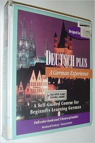 Deutsch Plus Book